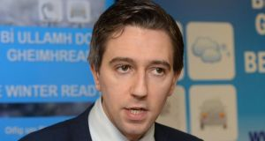 "Minister for Health Simon Harris said:  ""I've sat in far too many rooms with women who have found this country to be cold, neglectful, lonely and isolating when they have a crisis pregnancy."" File photograph: Alan Betson/The Irish Times"