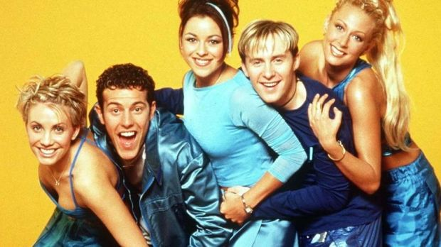 Steps: chart-toppers in 1990s Photograph: PA