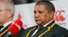 Allister Coetzee: 'We let ourselves down'
