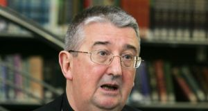 Archbishop Diarmuid Martin who has been accused of holding negative views towards the Church. Photograph: The Irish Times