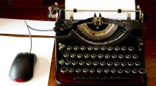 Derek Mahon: Why I chose the typewriter over the internet