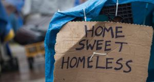 At the Fine Gael national conference in Co Cavan at the weekend the Taoiseach said that by international standards homelessness in Ireland is low.
