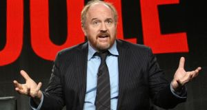 Louis CK: 'Since I was a little kid, I loved Woody Allen.' Photograph: Reuters/David McNew