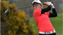 Annabel Wilson from Lurgan who finished fifth in the Telegraph Vitality Junior Golf Championship in the Algarve.