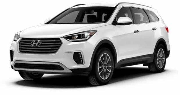 99 Hyundai Santa Fe