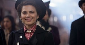 Howards End, which stars Hayley Atwell as a  beautifully played Margaret, who can say, 'I am really distressed that he had no tea'