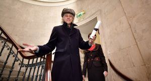 Gallery: Geldof returns Freedom of Dublin Campaigner protests at treatment of Rohingya by Aung San Suu Kyi