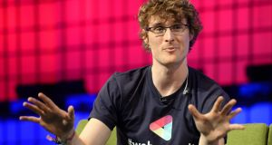 "Web Summit founder Paddy Cosgrave: ""I love this country as a second home and would never seek to offend the great heroes of Portugal's past."""