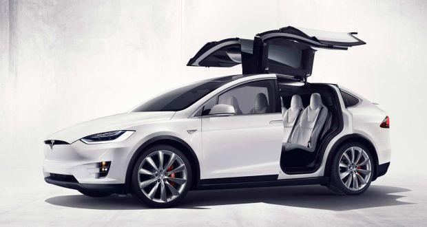 Tesla suv price tag