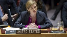 Samantha Power: 'Being the only woman in the UN made me a feminist'
