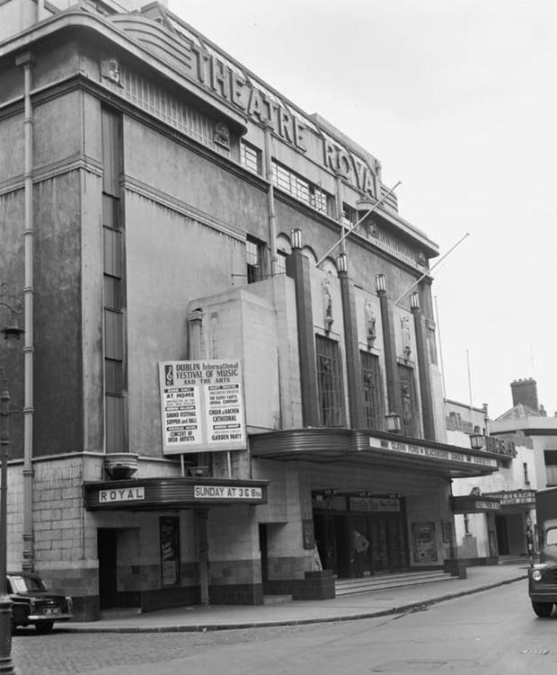 Theatre Royal Dublin: the third incarnation of the venue, where Judy Garland and Nat King Cole appeared