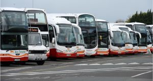 The design and implementation of new Bus Éireann rosters has proved to be problematical. Photographer: Dara Mac Dónaill.
