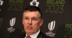 IRFU chief executive Philip Browne.  Whether the IRFU were right to adopt some of the tone contained in last week's leaked letter to World Rugby is another matter. Photograph: Dan Sheridan/Inpho