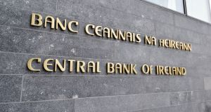 The Central Bank applied to the High Court to have liquidators appointed to Charleville Credit Union in Cork following breaches of financial regulations by the lender. Photograph: Alan Betson