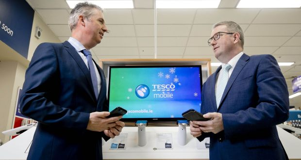 Tesco Mobile renews international calls contract with BT Ireland