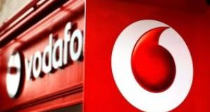 Vodafone Ireland, which has over 2.3 million customers, said its subscriber base rose by 4,000 versus the first quarter