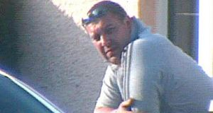Former senior loyalist paramilitary turned so-called supergrass Gary Haggarty. Photograph: Pacemaker
