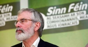 Sinn Féin president Gerry Adams will outline plans for his future at the weekend.