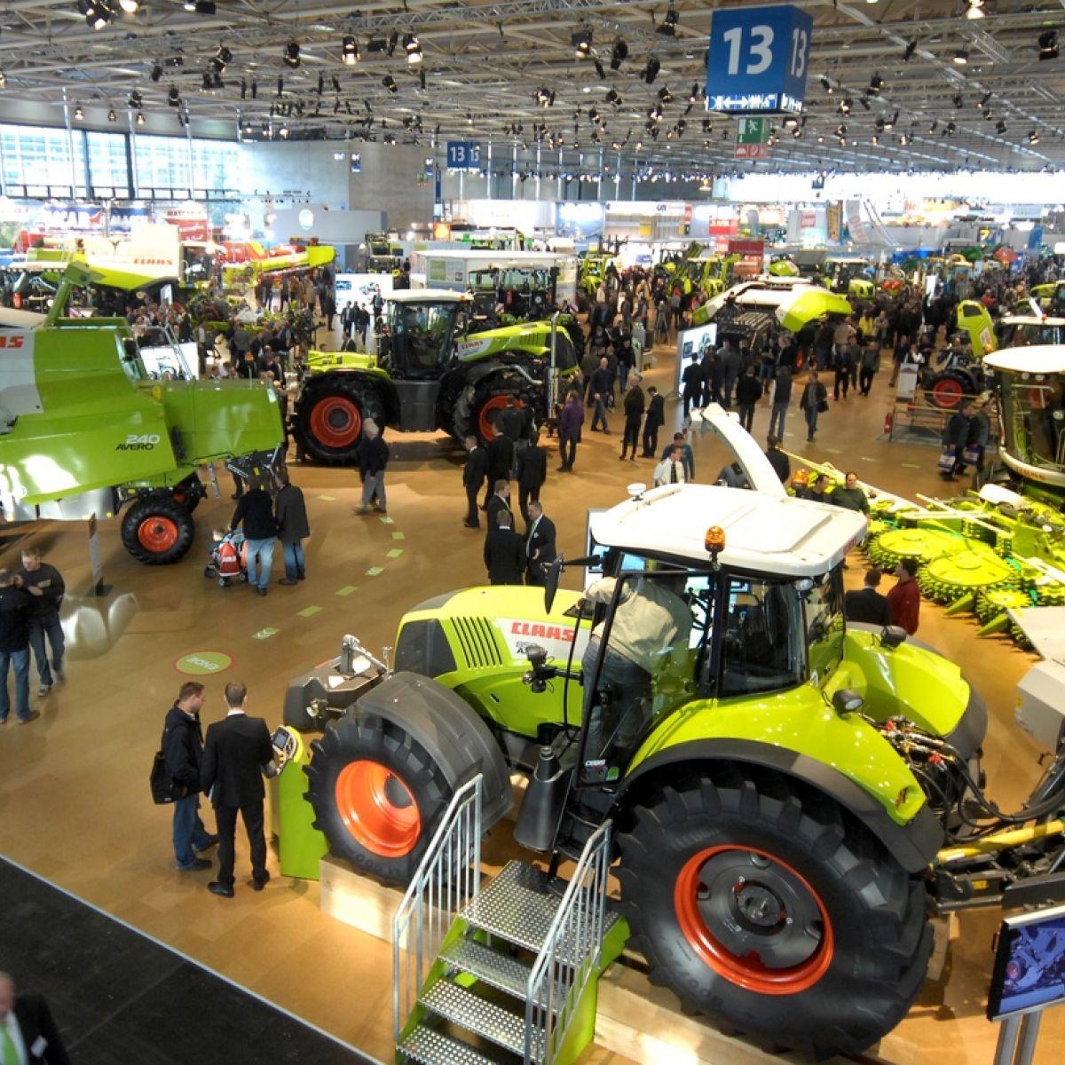 Agritechnica 2017: Putting Irish agri-tech on the