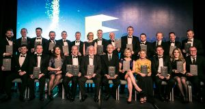 Design economy vibrant at Fit Out Awards 2017