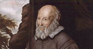 Thomas Parr: as a young centenarian, he had performed penance for an extramarital affair