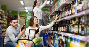 Minister for Health Simon Harris said he would talk to small retailers to discuss and explain how provisions for minimising the visibility of alcohol in smaller shops would work.
