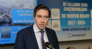 Global, regional and national health workforce demand is expected to increase in the years ahead, Minister for Health Simon Harris said. Photograph: Alan Betson