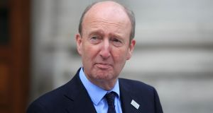 The Government is exploring a number of initiatives to deal with social isolation in rural areas, Minister for Transport Shane Ross has said. Photograph: Gareth Chaney Collins