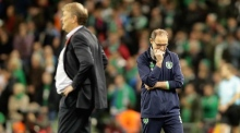 Martin O'Neill: First half goals 'knocked us for six'