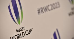 The host for the 2023 Rugby World Cup will be unveiled on Wednesday. Photograph: Getty Images
