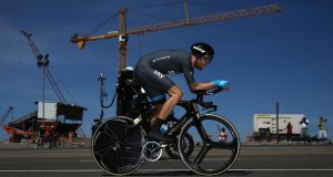 Bradley Wiggins has claimed that he could not remember what was in the package. Photograph: Getty Images