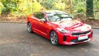 Our Test Drive: the Kia Stinger