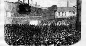 The Manchester Martyrs were executed on November 22nd, 1867
