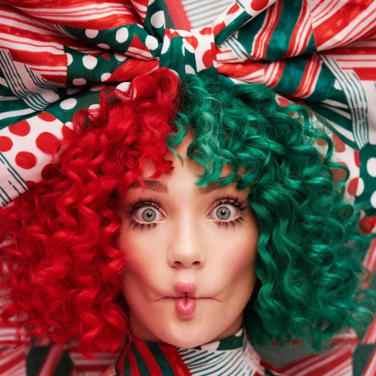 The quality of Sia's Christmas album would leave Stephens shaken