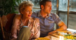 Bell and Annette Bening in Film Stars Don't Die in Liverpool