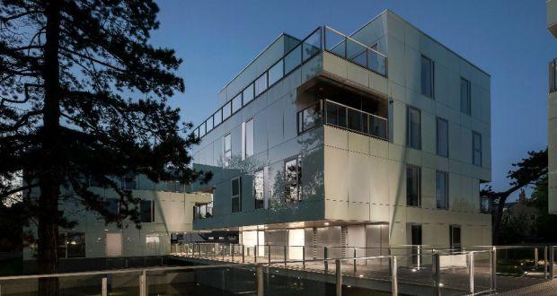 Dunluce Bridge Won Best Housing At The 2017 Royal Insute Of Architects In Ireland Riai Awards