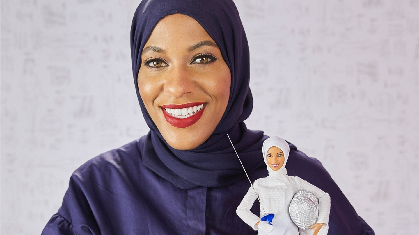 Barbie in a hijab one small step towards embracing toy diversity