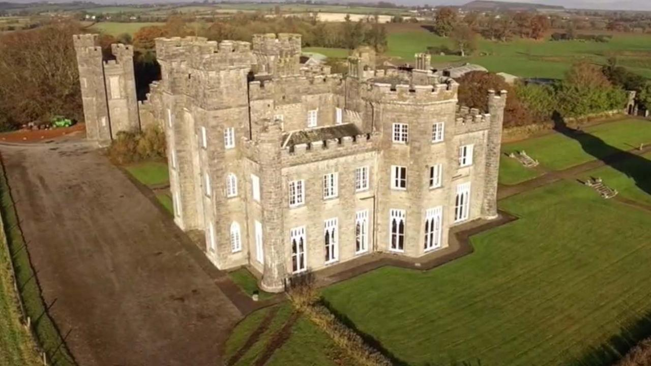 Westmeath castle goes on sale for 13 5 million for Castle style homes for sale