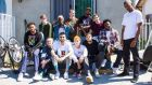 Seriously solid crew: Brockhampton