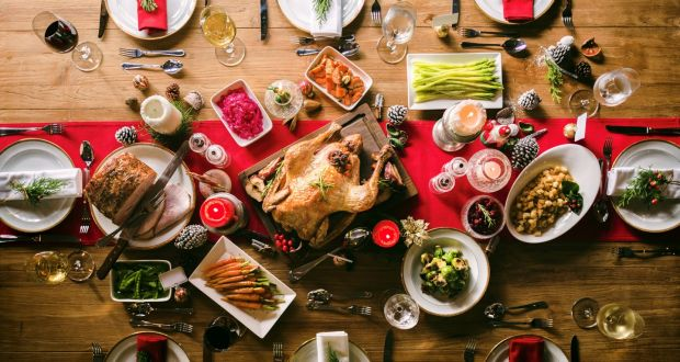 Christmas Meal.Christmas Dinner The Ultimate Guide To Getting Through The