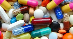 The driving force behind Irish exports was once again medical and pharmaceutical products