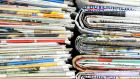 Giving a room piled high with newspapers a clearout and a makeover might be a neat narrative arc on TV, but there's often much more to it than that. Photograph: Getty Images
