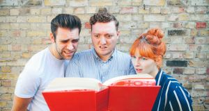 Jamie Morton, James Cooper and Alice Levine read and analyse 'My dad wrote a porno'