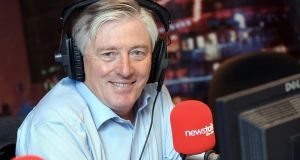 Pat Kenny: Reckons the young people of today have it too easy at home