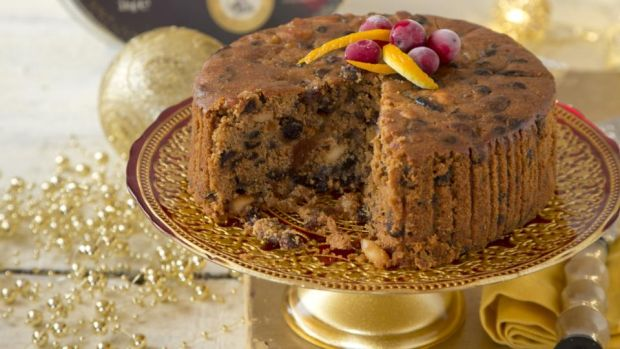 Kevin Dundon's granny's fruitcake, for SuperValu