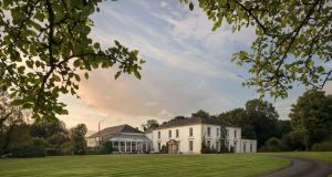 Castle Grove Country House has joined Ireland's Blue Book for 2018.  use as - MAIN PIC