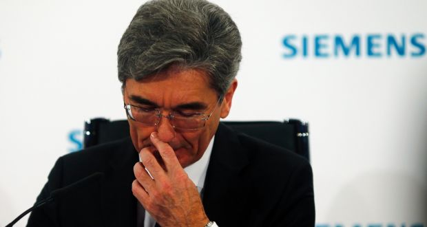 Siemens to cut about 6,900 jobs and close at least two sites