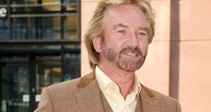 Noel Edmonds: seeking financial redress from Lloyds Banking Group after falling victim to fraud at the hands of former staff at HBOS Reading. Photograph: PA Wire