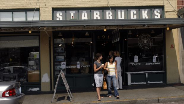 The original Starbucks on Pike Place – Seattle is the home of coffee culture