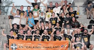 First all-Thai football team to play in Asian Gaelic Games